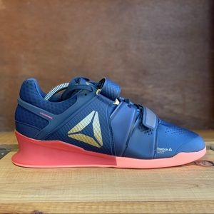 Reebok Womens Legacy Lifter Shoes Heritage